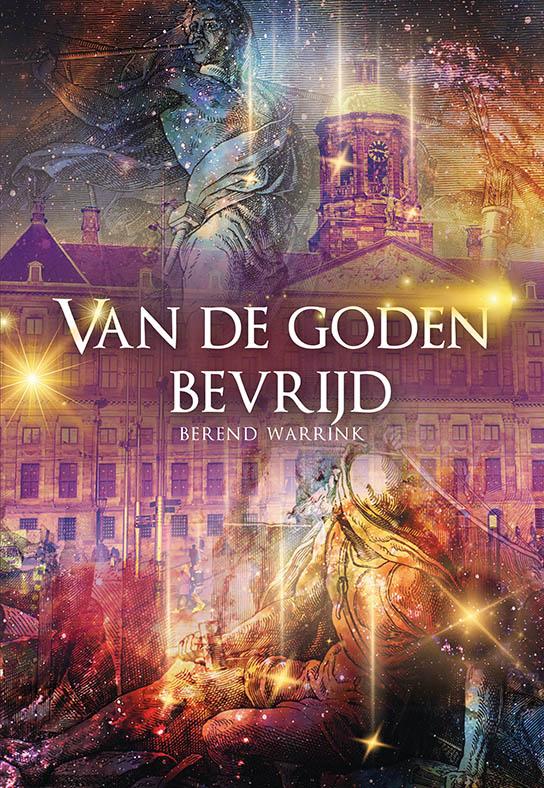 Cover Van de goden bevrijd