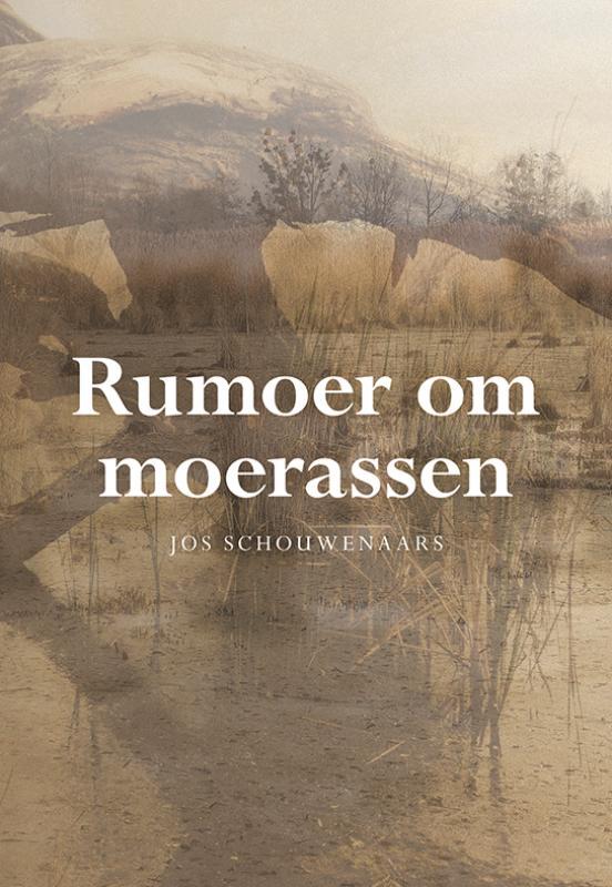Cover Rumoer om moerassen