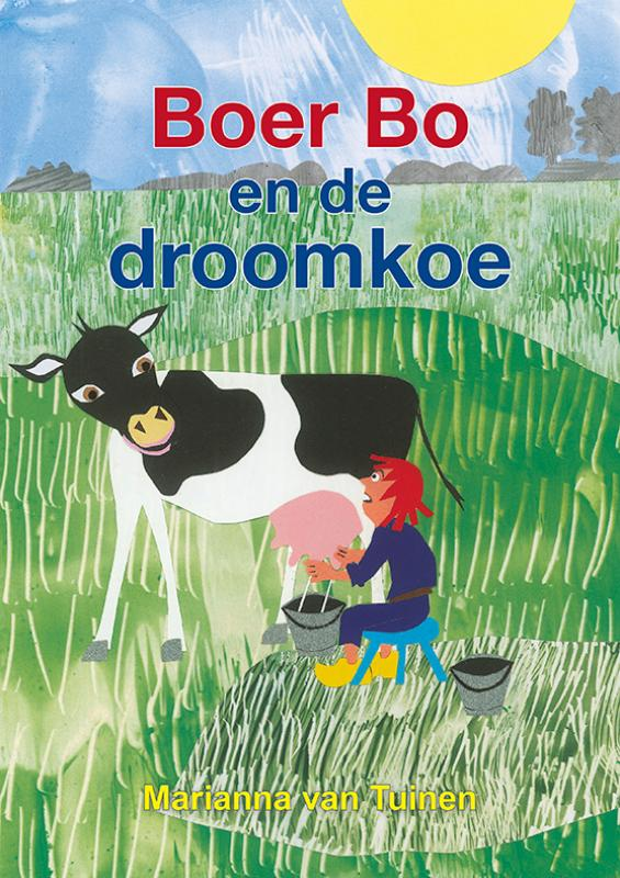 Cover Boer Bo en de droomkoe