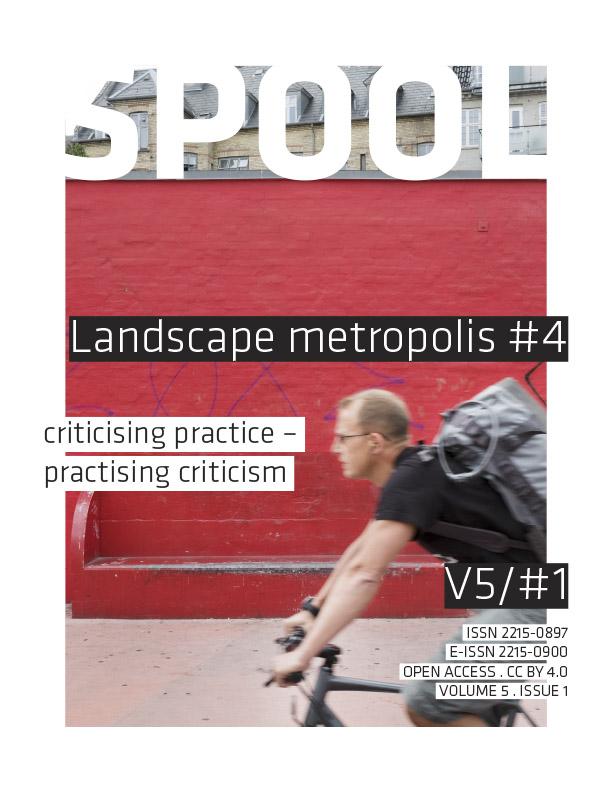 Cover Landscape metropolis #4
