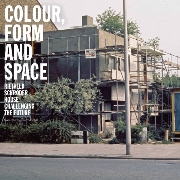 Cover Colour, Form and Space