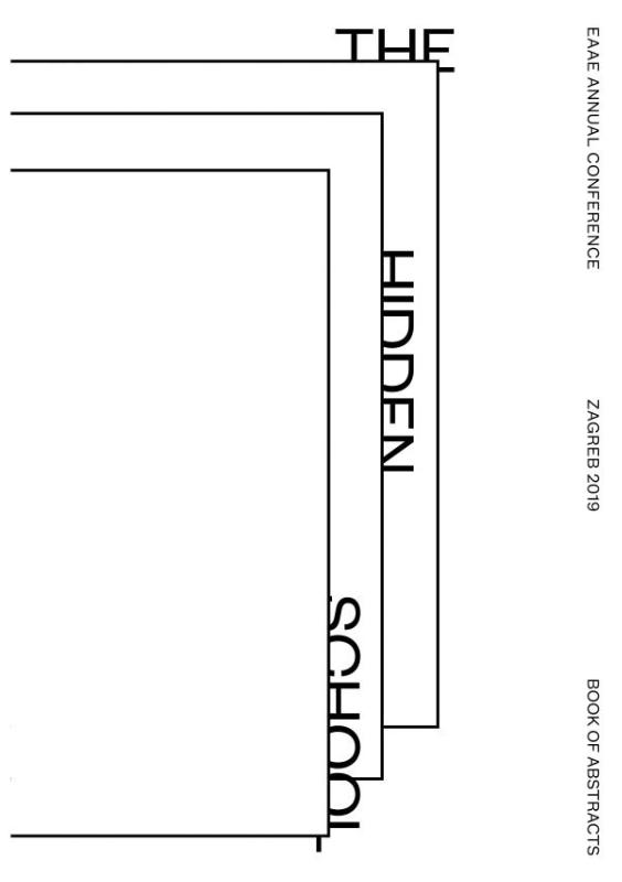 Cover The Hidden School