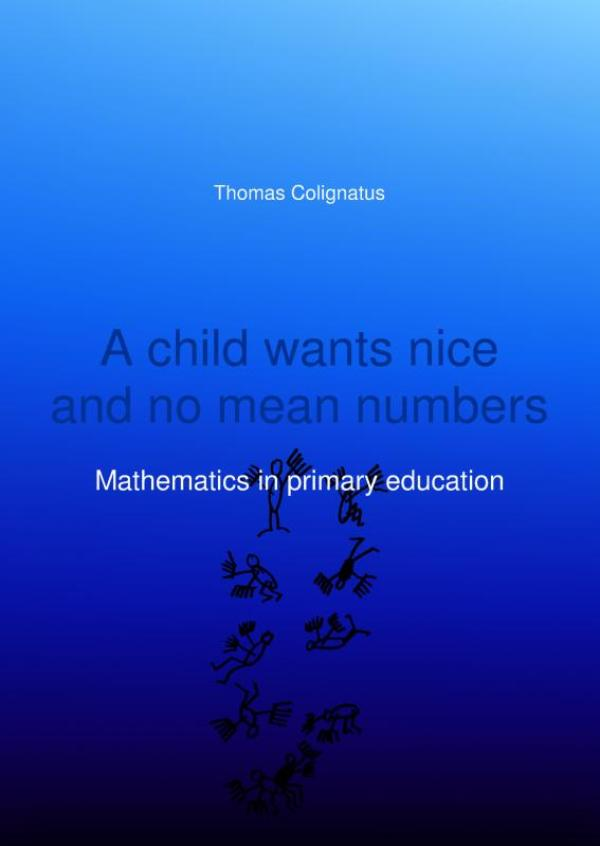 Cover A child wants nice and no mean numbers