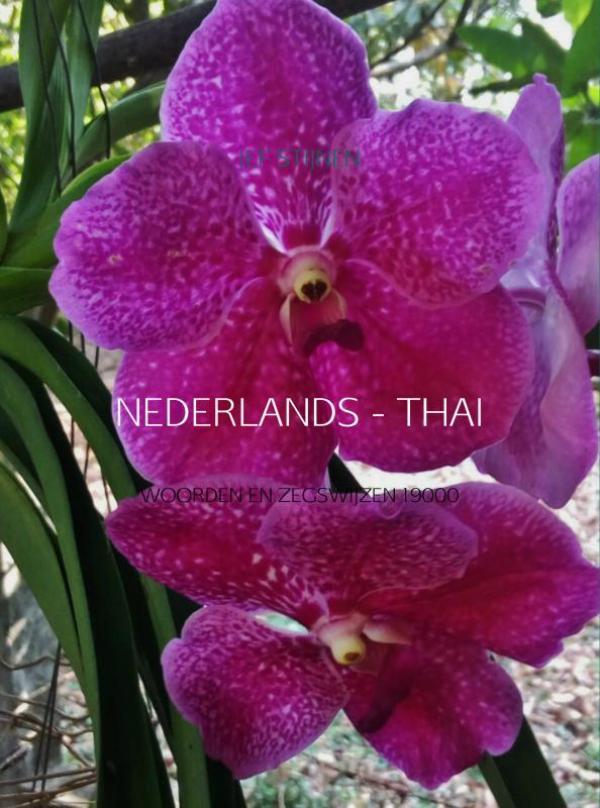 Cover Nederlands - Thai
