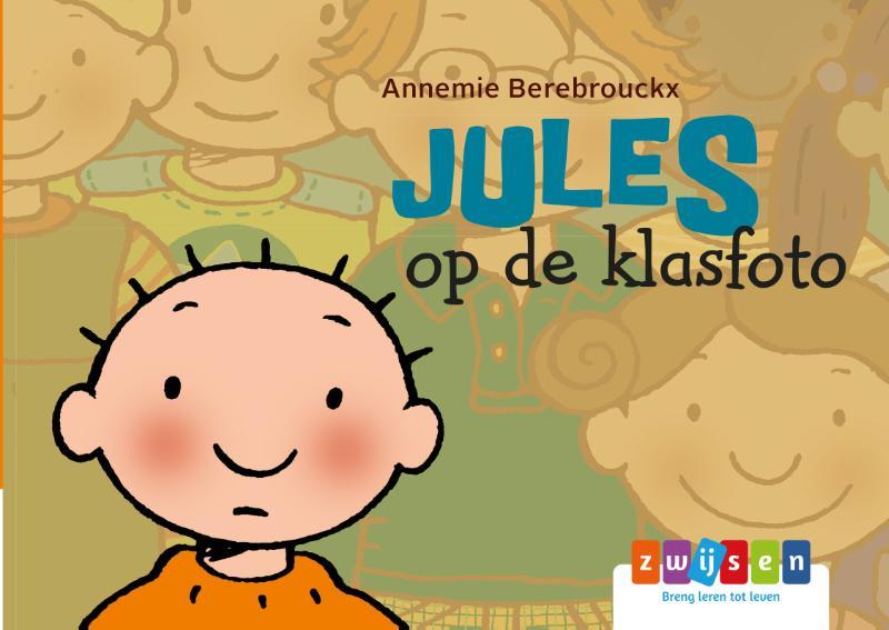 Cover Jules op de klasfoto