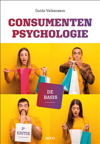 Cover Consumentenpsychologie