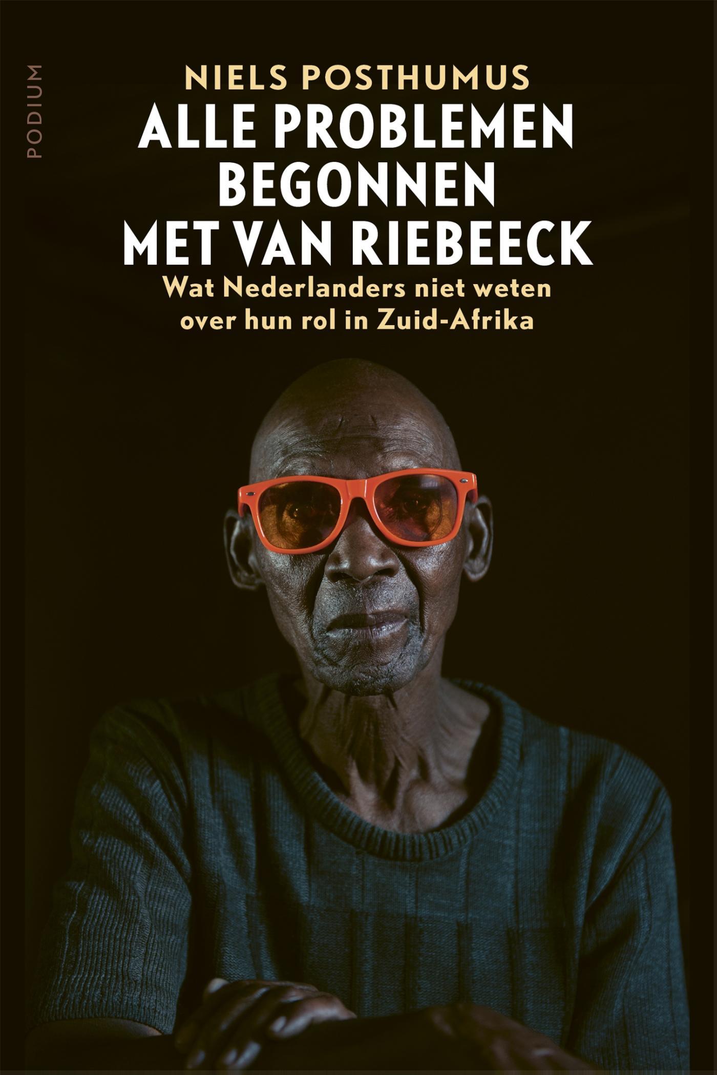 Cover Alle problemen begonnen met Van Riebeeck
