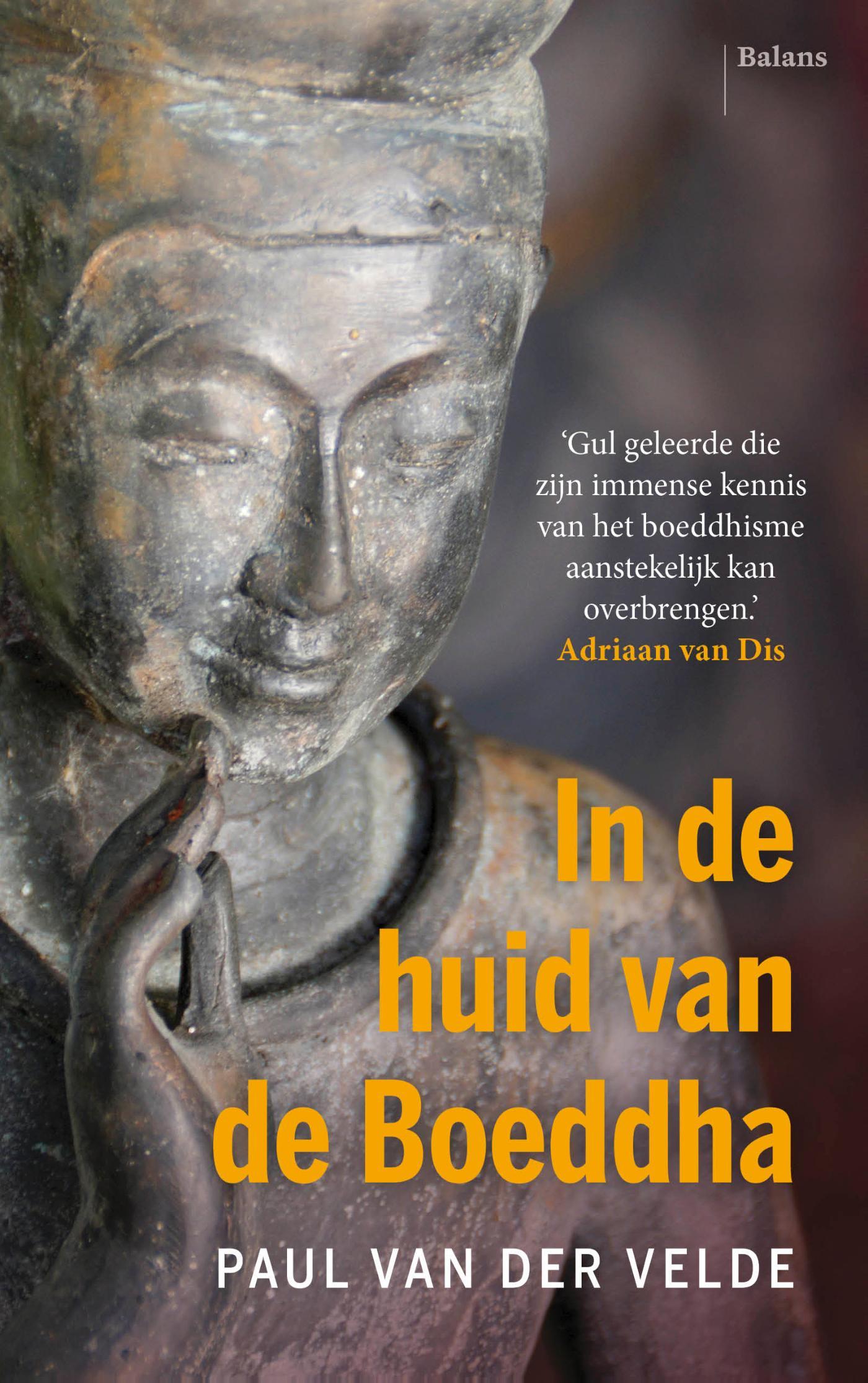 Cover In de huid van de Boeddha