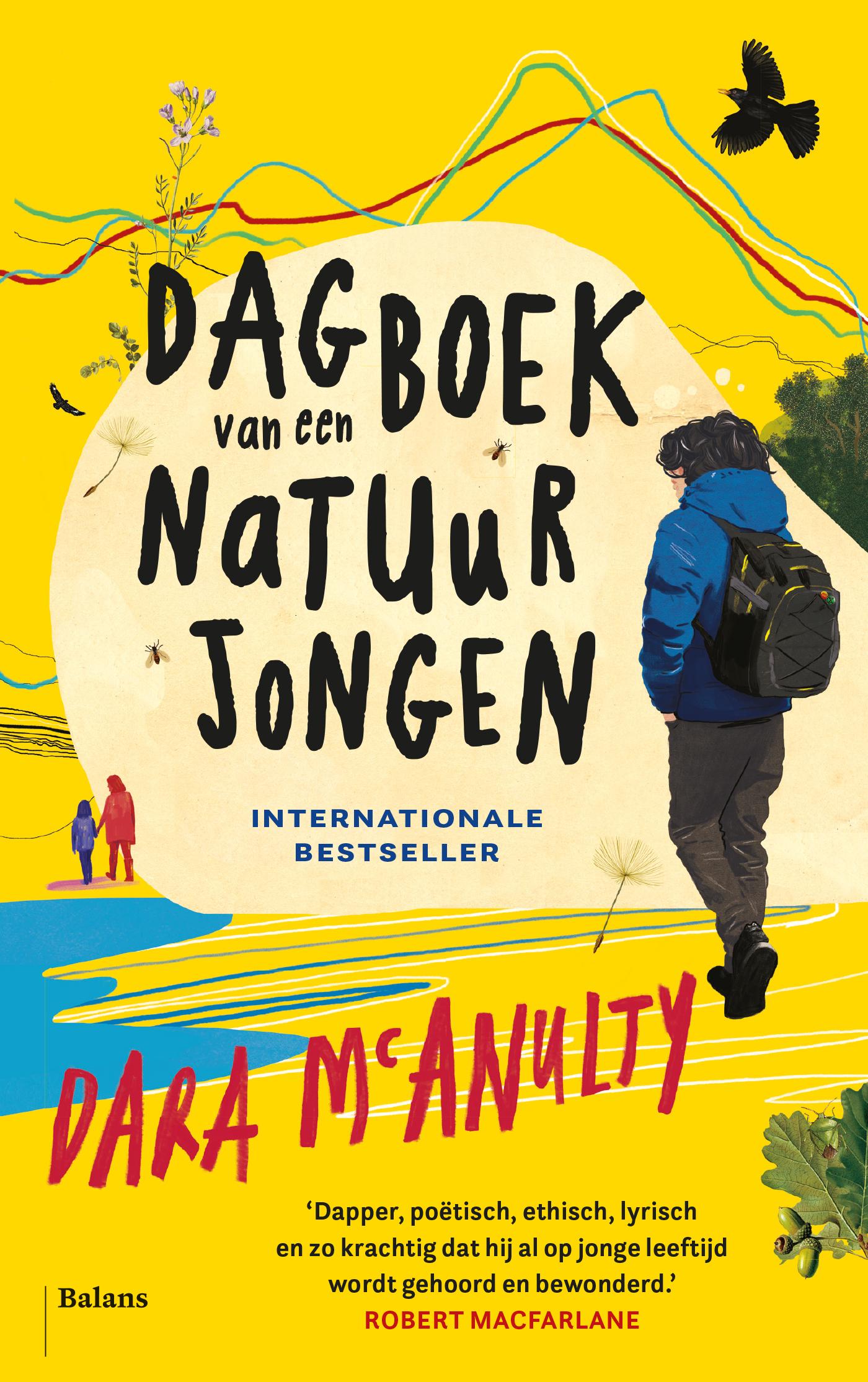 Cover Dagboek van een natuurjongen