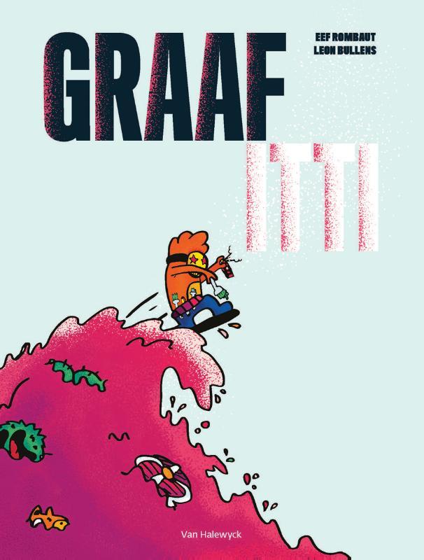 Cover Graaf Itti