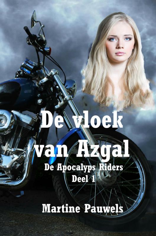 Cover De vloek van Azgal