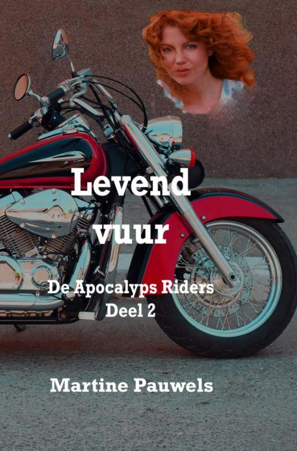 Cover Levend vuur