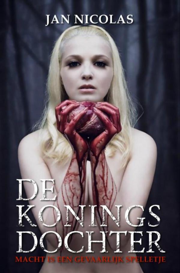 Cover De koningsdochter