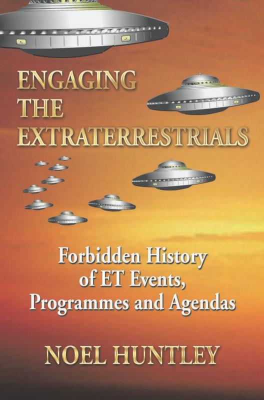 Cover ENGAGING THE EXTRATERRESTRIALS