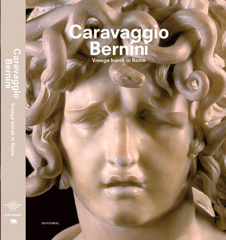 Cover Caravaggio - Bernini