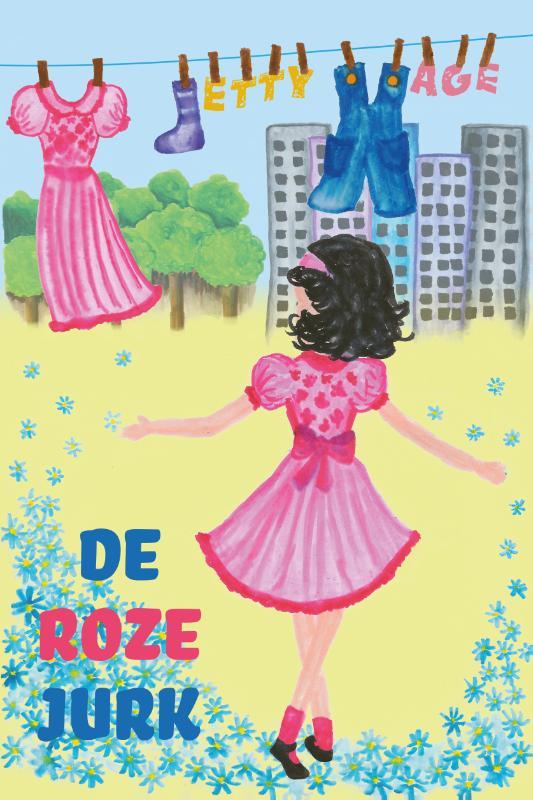 Cover De roze jurk