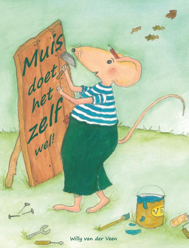 Cover Muis doet het zelf wel!