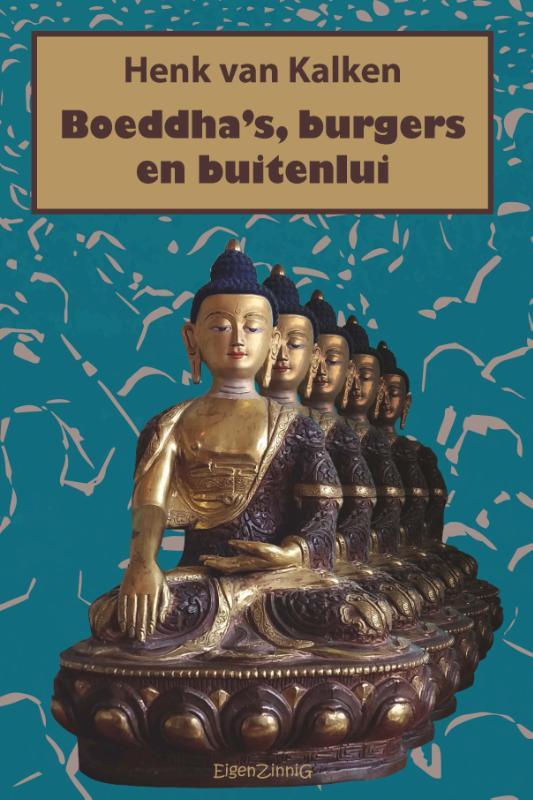 Cover Boeddha's, burgers en buitenlui