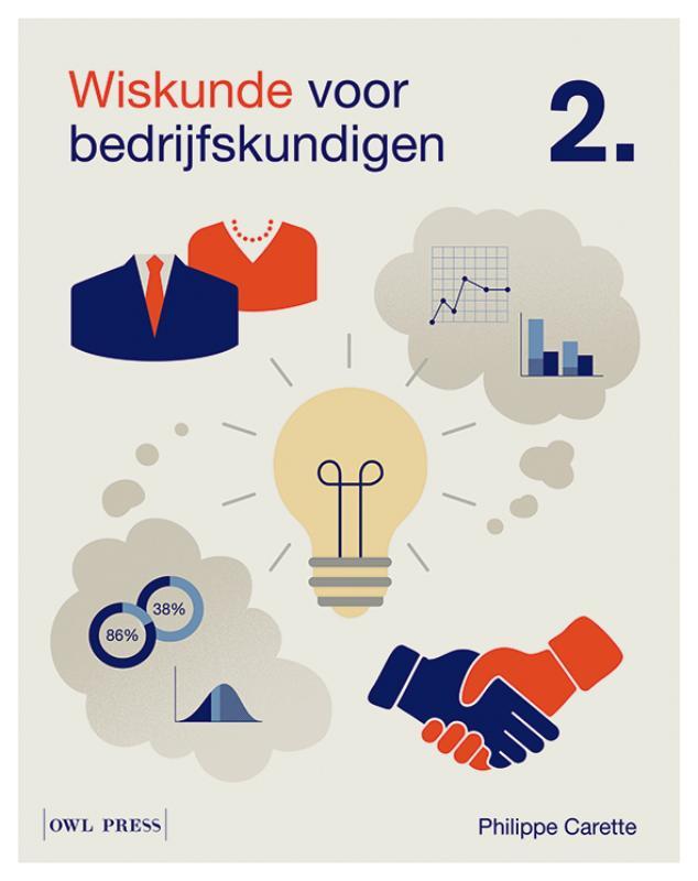 Cover Wiskunde voor bedrijfskundigen 2