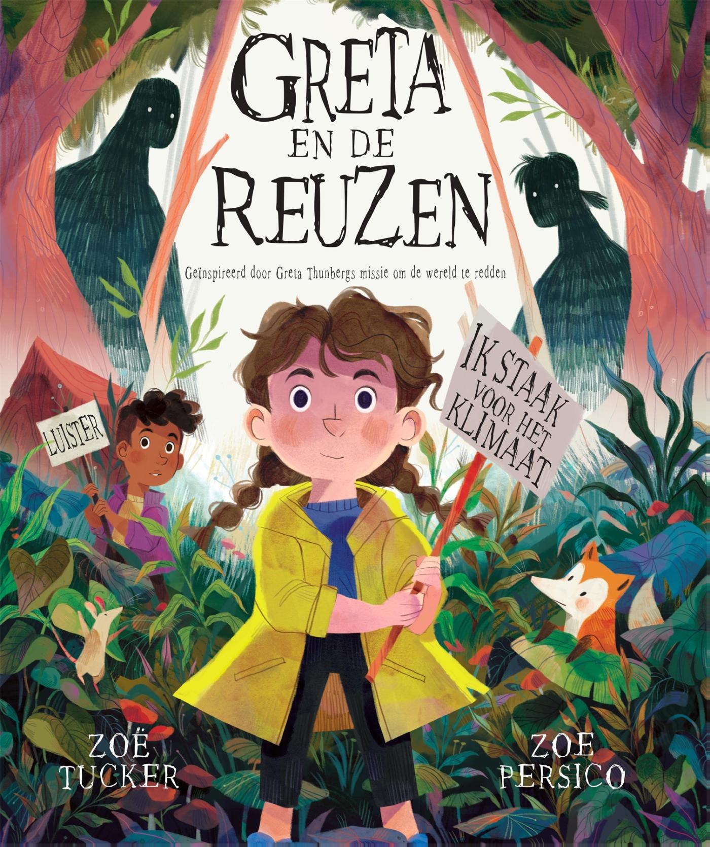 Cover Greta en de reuzen