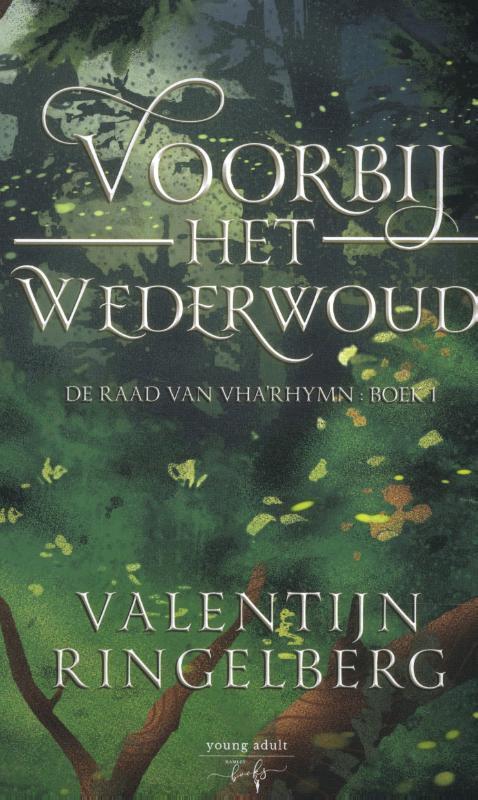 Cover Voorbij het Wederwoud