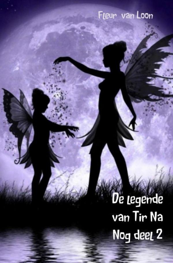 Cover De legende van Tir Na Nog deel 2