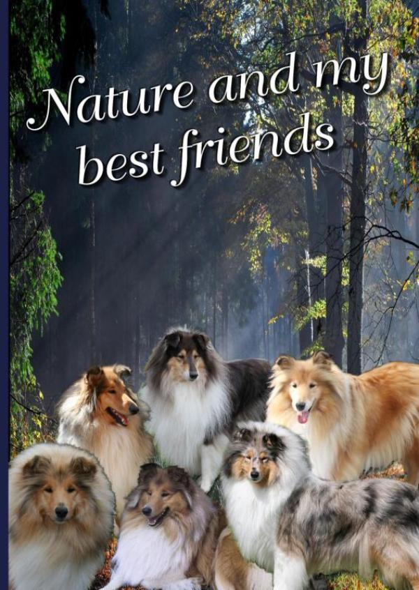 Cover Nature and my best friends