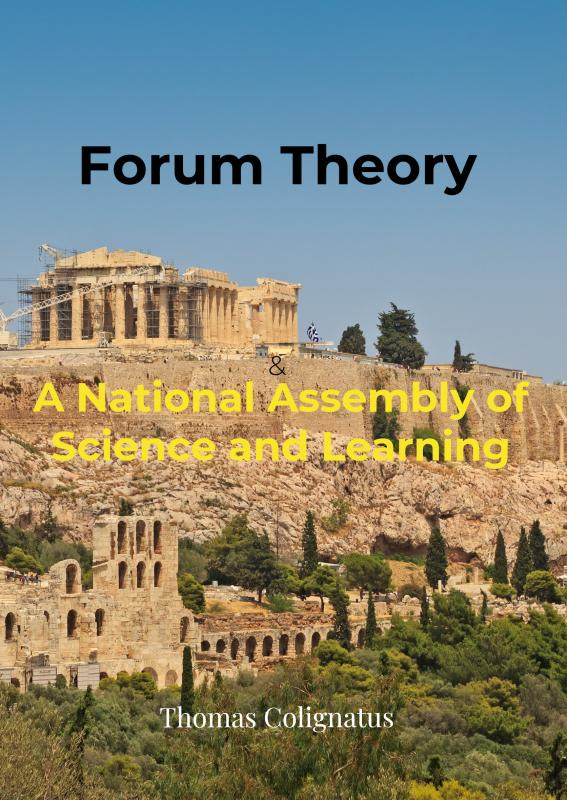 Cover Forum Theory & A National Assembly of Science and Learning