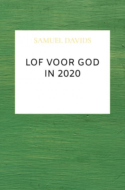 Cover Lof voor God in 2020