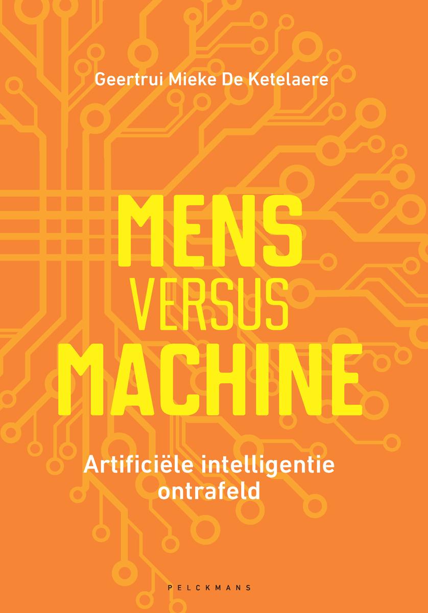Cover Mens versus machine (e-book)