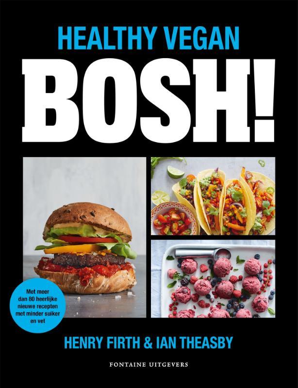Cover BOSH - Healthy Vegan