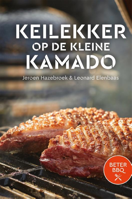 Cover BeterBBQ - Keilekker op de kleine kamado