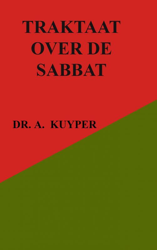 Cover Traktaat over de sabbat