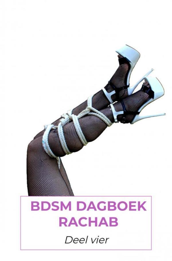 Cover BDSM dagboek rachab deel 4