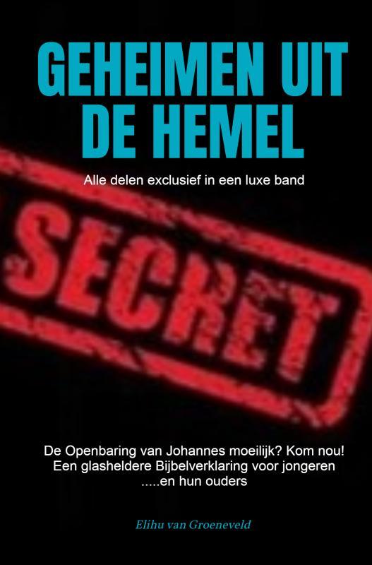 Cover GEHEIMEN UIT DE HEMEL