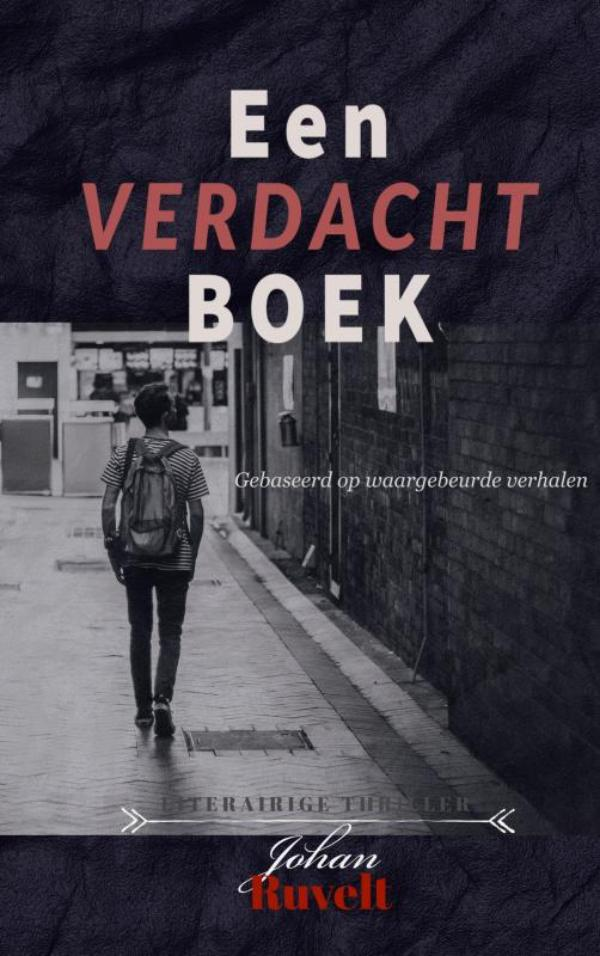 Cover Een verdacht boek