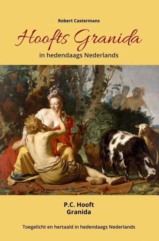 Cover Hoofts Granida in hedendaags Nederlands