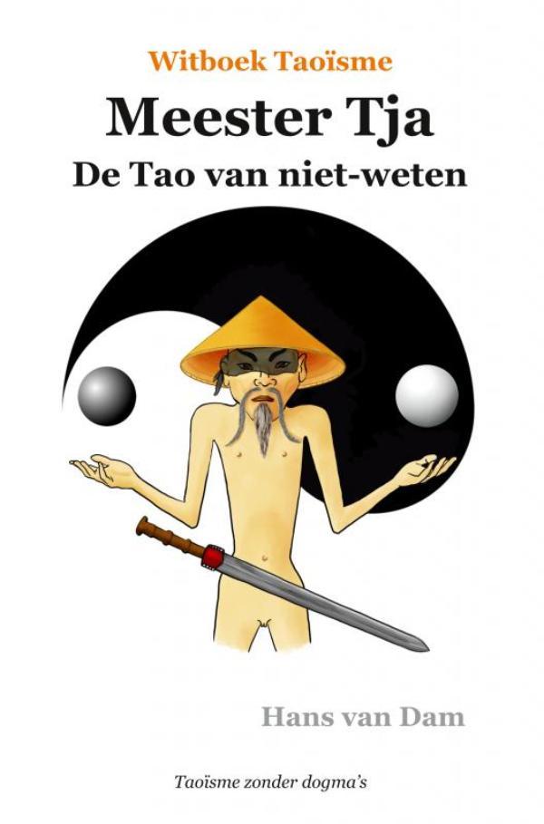 Cover Witboek Taoïsme