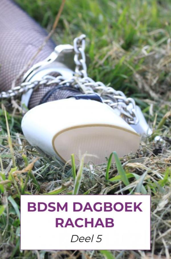 Cover BDSM dagboek rachab deel 5
