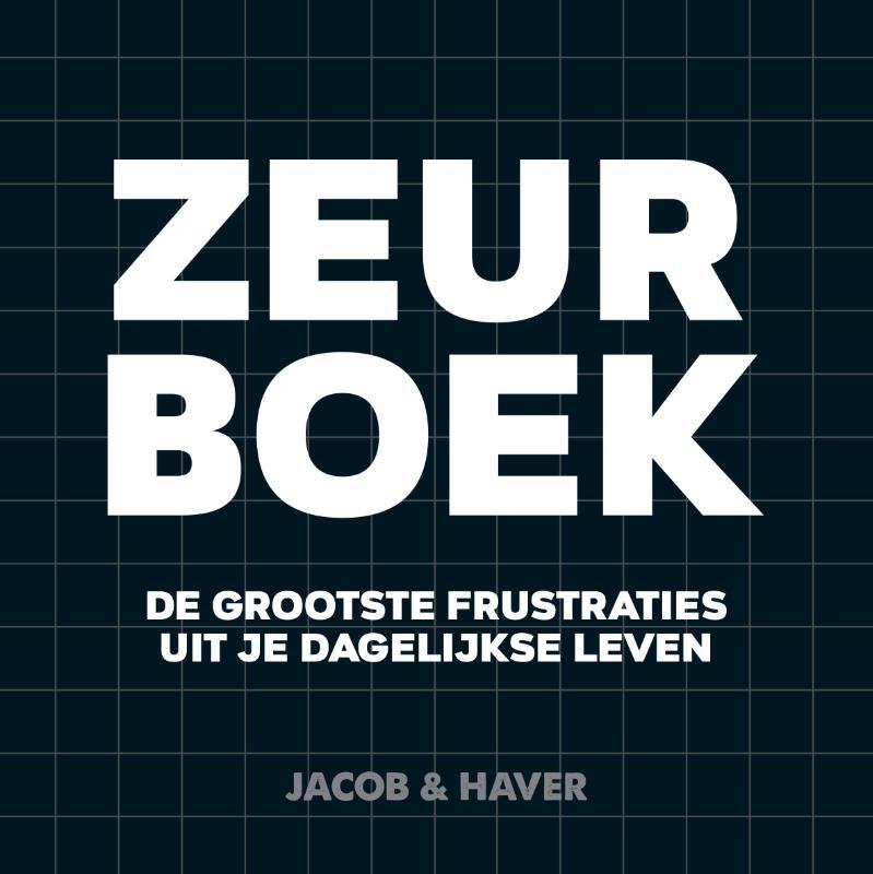 Cover Zeurboek