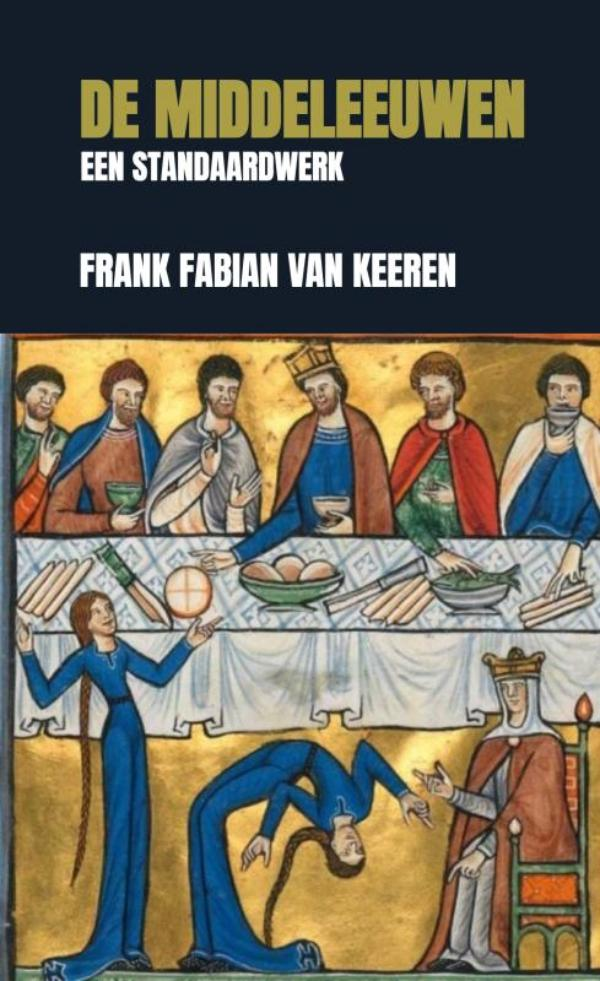 Cover De Middeleeuwen