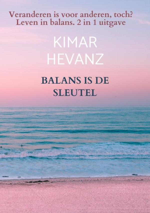 Cover BALANS IS DE SLEUTEL