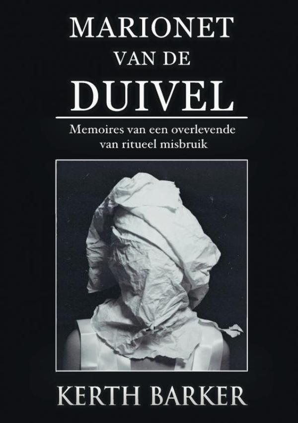 Cover Marionet van de duivel