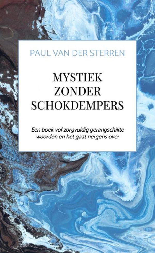 Cover Mystiek zonder schokdempers
