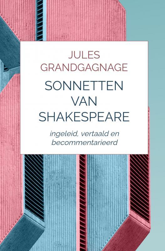 Cover Sonnetten van Shakespeare