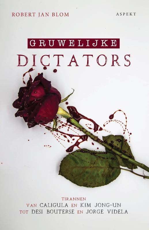 Cover Gruwelijke Dictators