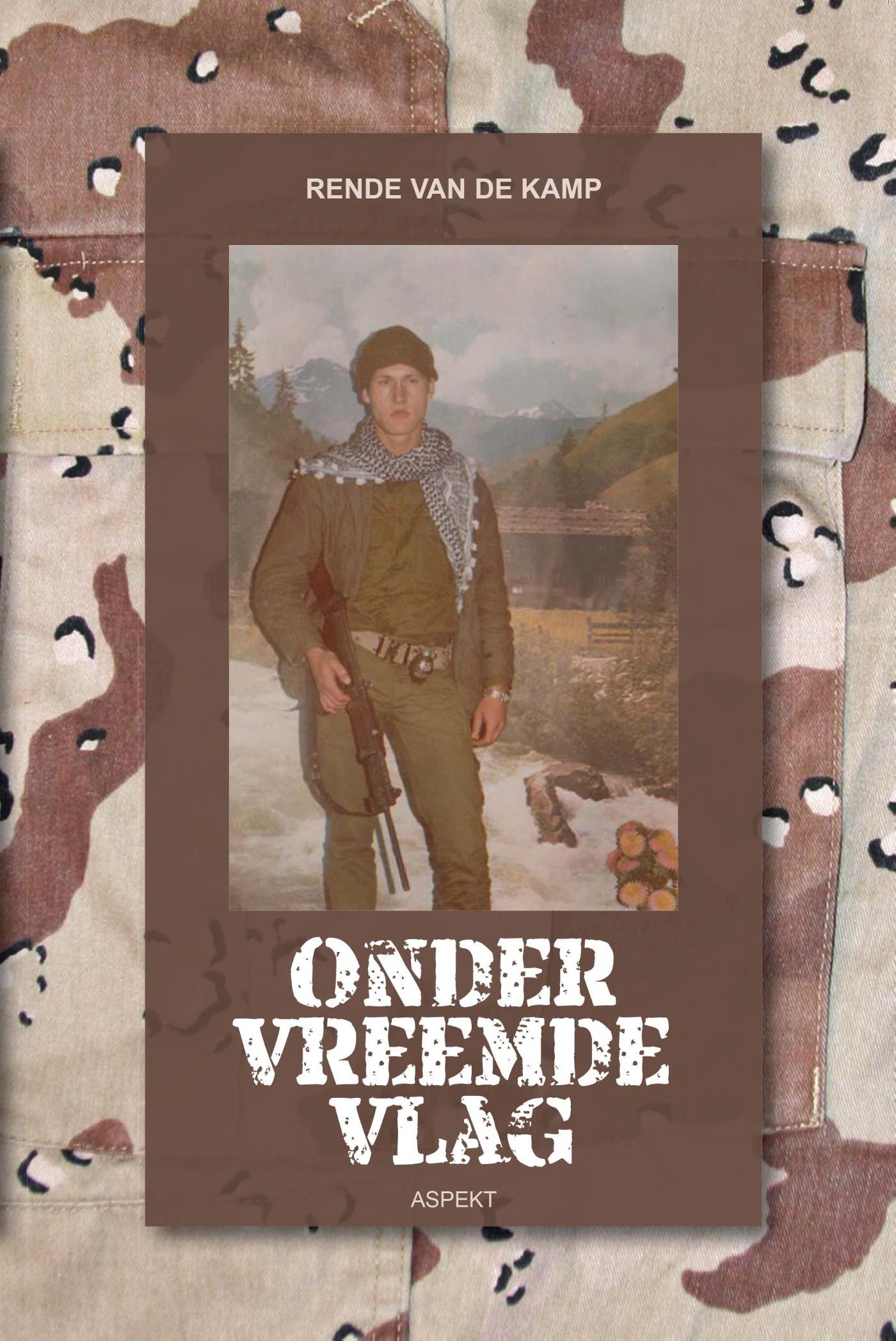 Cover Onder vreemde vlag
