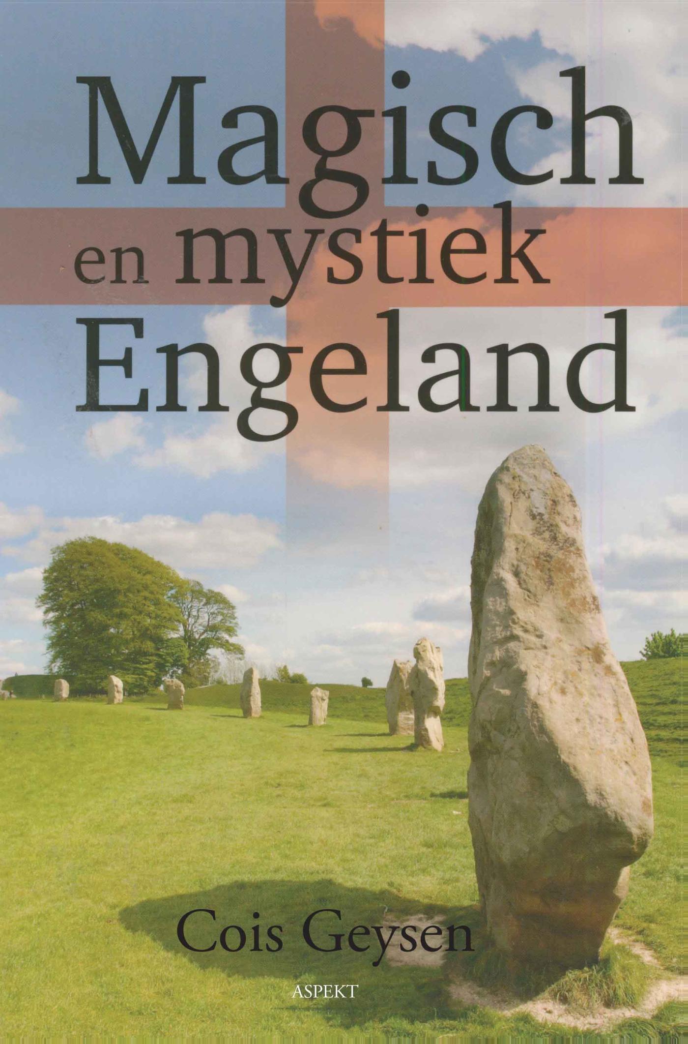 Cover Magisch en mystiek Engeland