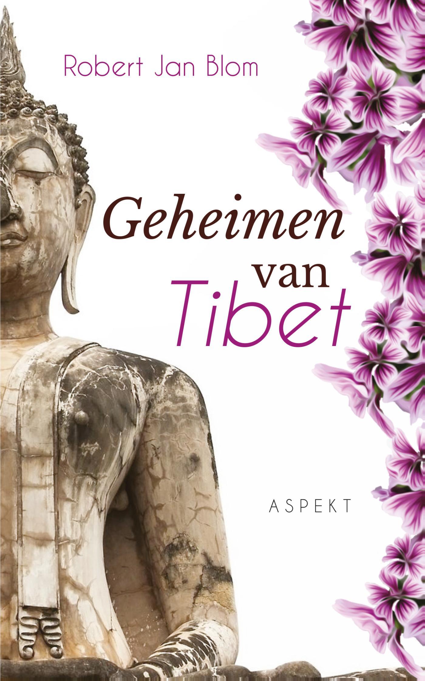 Cover Geheimen van Tibet