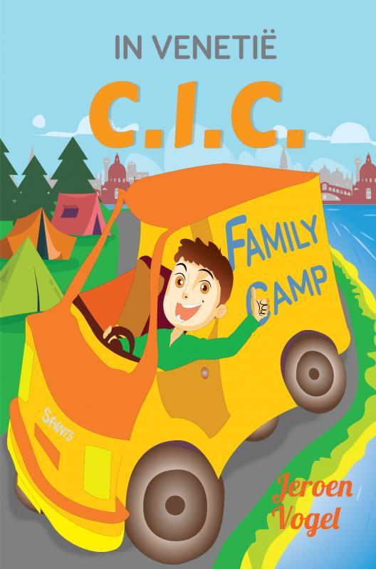 Cover In Venetië: C.I.C.